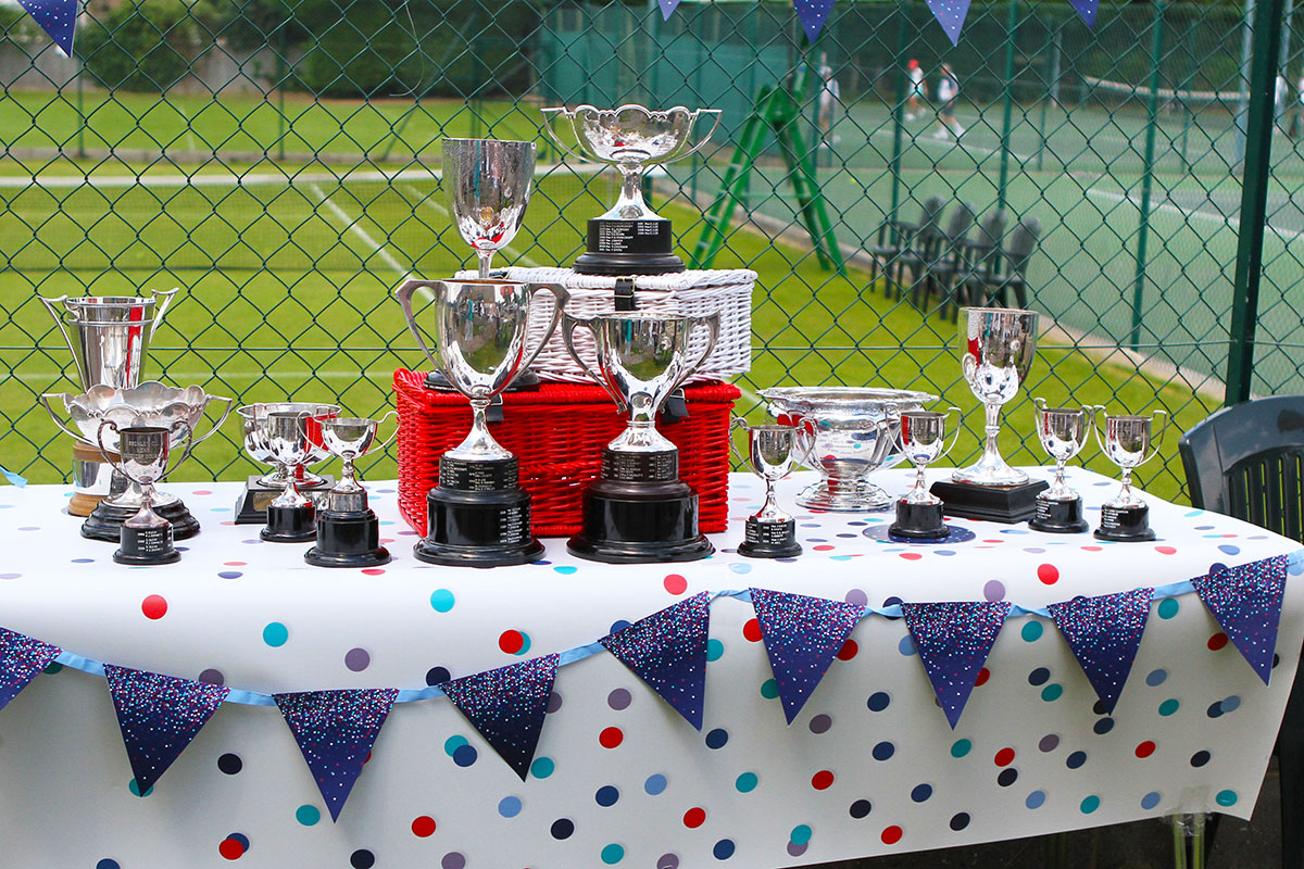 Tennis Finals Day