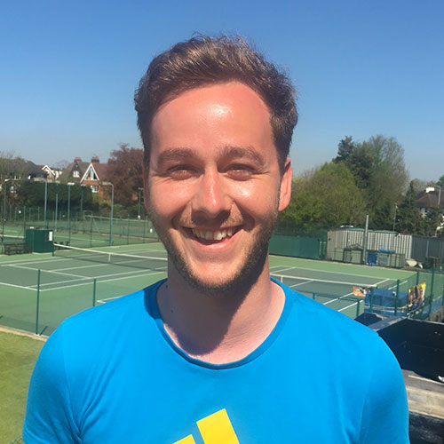 LTA Qualified Coach - Luke Pattison